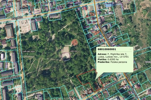 Продают земельный участок, улица Miglinīka - Изображение 1