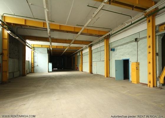 Iznomā ražošanas telpas, Ganību Dambis iela - Attēls 4