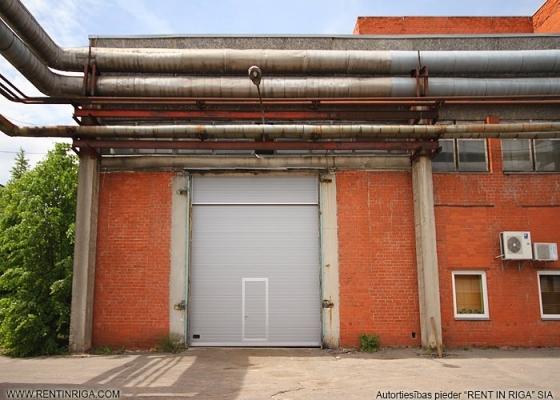 Iznomā ražošanas telpas, Ganību Dambis iela - Attēls 9