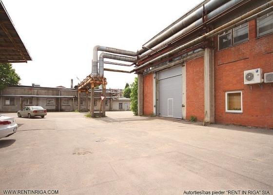 Iznomā ražošanas telpas, Ganību Dambis iela - Attēls 10