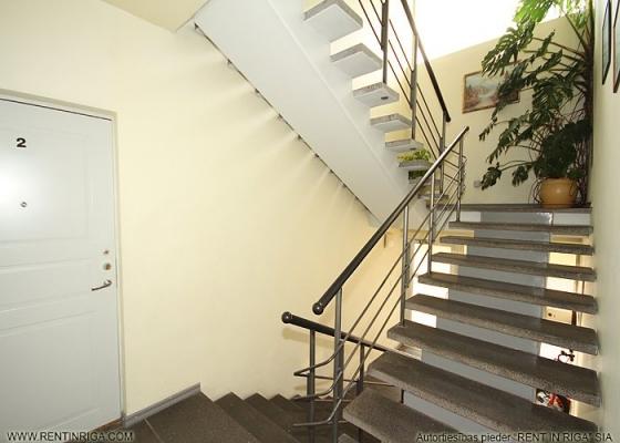Izīrē dzīvokli, Rēzeknes iela 27a - Attēls 25