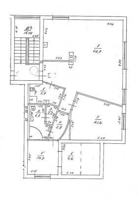 Izīrē dzīvokli, Rēzeknes iela 27a - Attēls 23