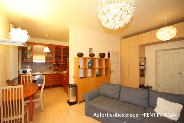 Izīrē dzīvokli, Antonijas iela 6a - Attēls 1