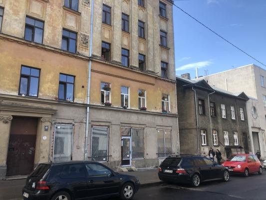 Pārdod tirdzniecības telpas, Daugavpils iela - Attēls 1