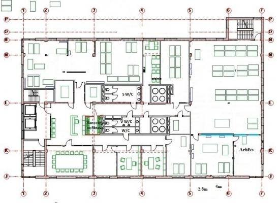 Iznomā biroju, Raunas iela - Attēls 11