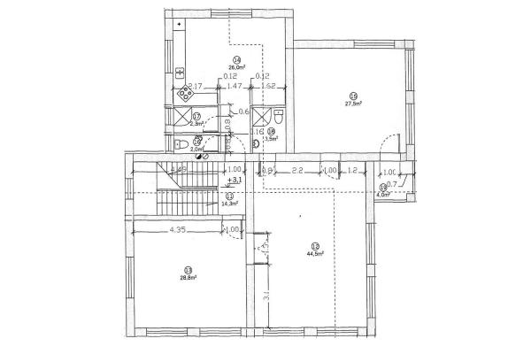 Pārdod māju, St. Rusas iela - Attēls 33