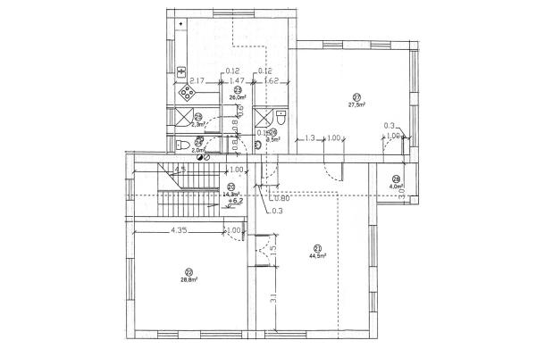 Pārdod māju, St. Rusas iela - Attēls 34