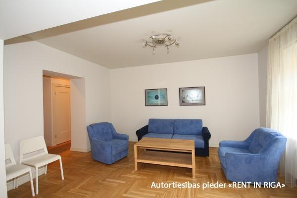 Izīrē dzīvokli, Staraja Rusas iela 18 - Attēls 3