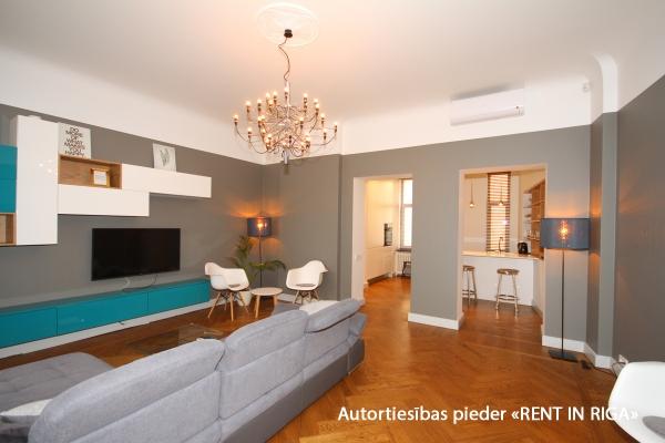 Apartment for sale, Brīvības street 46 - Image 1