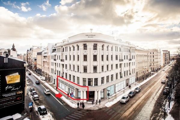 Retail premises for rent, Krišjāņa Barona street - Image 1