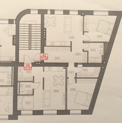 Pārdod dzīvokli, Čaka iela 30 - Attēls 8