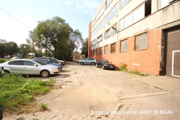 Pārdod ražošanas telpas, Ganību dambis iela - Attēls 5