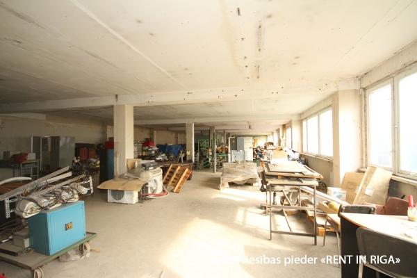 Pārdod ražošanas telpas, Ganību dambis iela - Attēls 19
