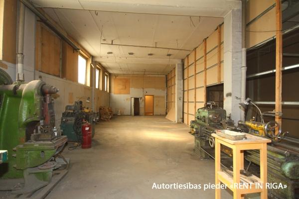 Pārdod ražošanas telpas, Ganību dambis iela - Attēls 29
