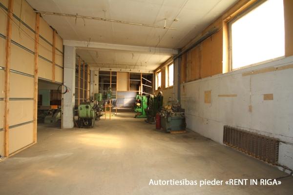 Pārdod ražošanas telpas, Ganību dambis iela - Attēls 33