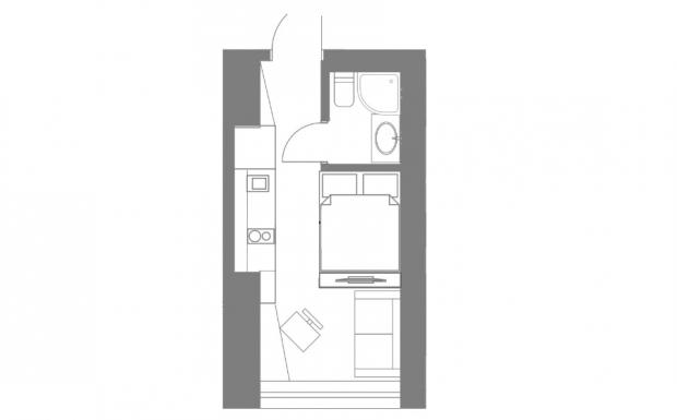 Pārdod dzīvokli, Dzintaru prospekts 48 - Attēls 14