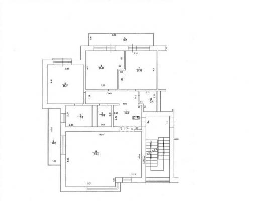 Pārdod dzīvokli, Zalves iela 35 - Attēls 13