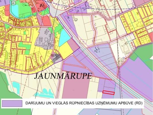 Pārdod zemi, A5 Rīgas apvadceļš (Salaspils - Babīte) - Attēls 3