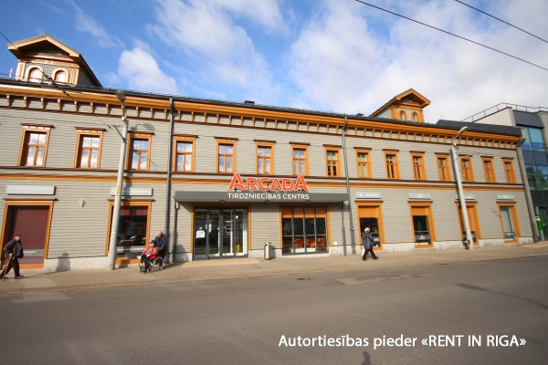 Retail premises for rent, Nometņu street - Image 1