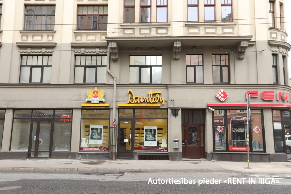 Retail premises for rent, Marijas street - Image 1