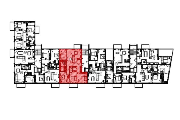 Pārdod dzīvokli, Jāņa Dikmaņa iela 4 - Attēls 14