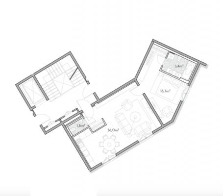 Pārdod dzīvokli, Antonijas iela 17A - Attēls 14