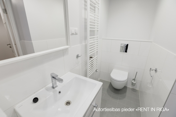 Apartment for rent, Krišjāņa Barona street 76 - Image 12