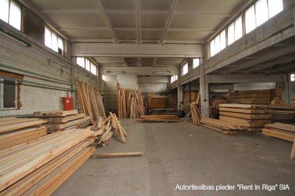 Iznomā ražošanas telpas, Priedaines iela - Attēls 3