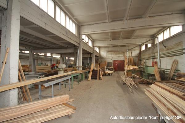 Iznomā ražošanas telpas, Priedaines iela - Attēls 4