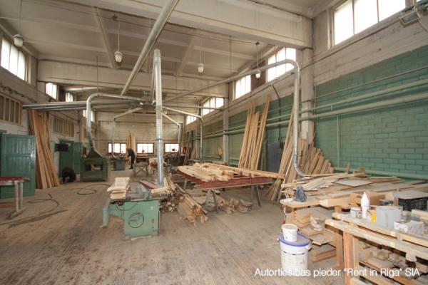 Iznomā ražošanas telpas, Priedaines iela - Attēls 5