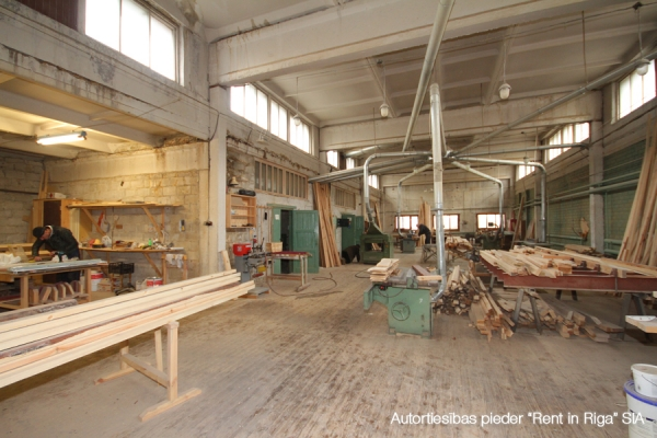 Iznomā ražošanas telpas, Priedaines iela - Attēls 6