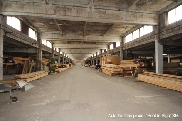 Iznomā ražošanas telpas, Priedaines iela - Attēls 9
