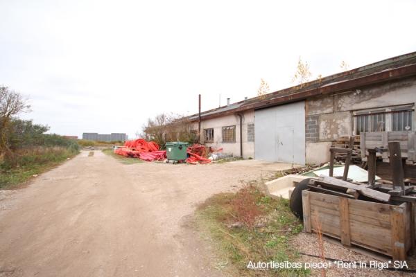 Iznomā ražošanas telpas, Priedaines iela - Attēls 20