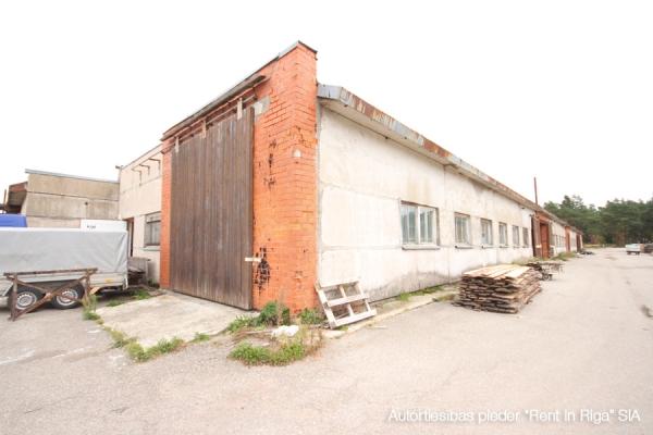 Iznomā ražošanas telpas, Priedaines iela - Attēls 21
