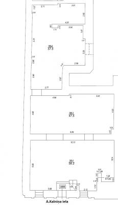 Pārdod tirdzniecības telpas, Alfrēda Kalniņa iela - Attēls 14