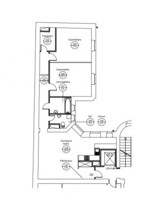 Pārdod dzīvokli, Valdemāra iela 23 - Attēls 12