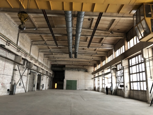 Iznomā ražošanas telpas, Viskaļu iela - Attēls 1