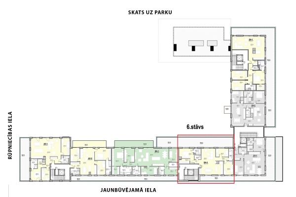 Pārdod dzīvokli, Rūpniecības iela 25 - Attēls 5