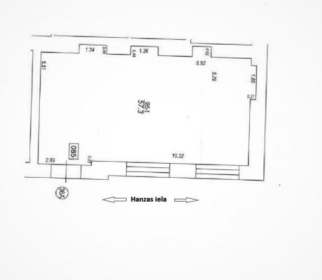 Pārdod tirdzniecības telpas, Valdemāra iela - Attēls 6