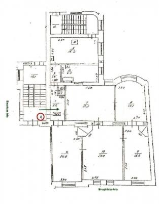 Pārdod dzīvokli, Baznīcas iela 45 - Attēls 13