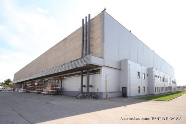 Iznomā ražošanas telpas, Rencēnu iela - Attēls 12