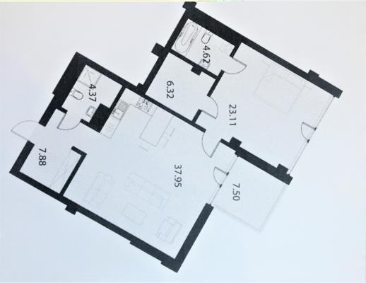 Pārdod dzīvokli, Rembates iela 4 - Attēls 14