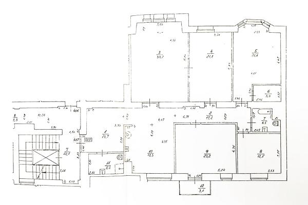 Pārdod dzīvokli, Ausekļa iela 7 - Attēls 16