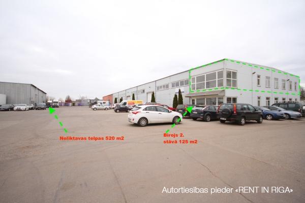 Iznomā noliktavu, Ventspils iela - Attēls 3