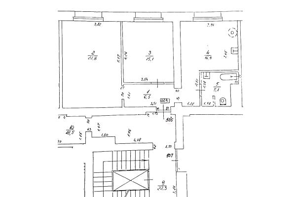 Pārdod dzīvokli, Ausekļa iela 7 - Attēls 8