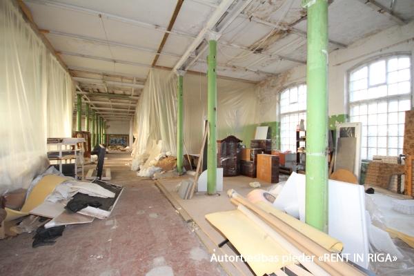 Iznomā ražošanas telpas, Salamandras iela - Attēls 3