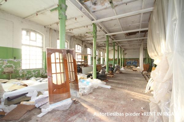 Iznomā ražošanas telpas, Salamandras iela - Attēls 2