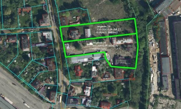 Pārdod zemi, Jelgavas iela - Attēls 8
