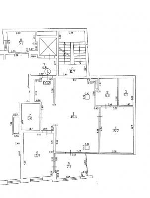 Izīrē dzīvokli, Vaļņu iela 4 - Attēls 12