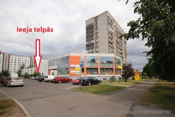 Iznomā tirdzniecības telpas, A.Saharova iela - Attēls 15